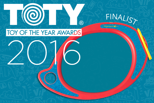 Toy of the Year Award Finalist
