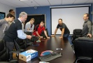 Manufacturing Day with the University of Akron's Electronics Club